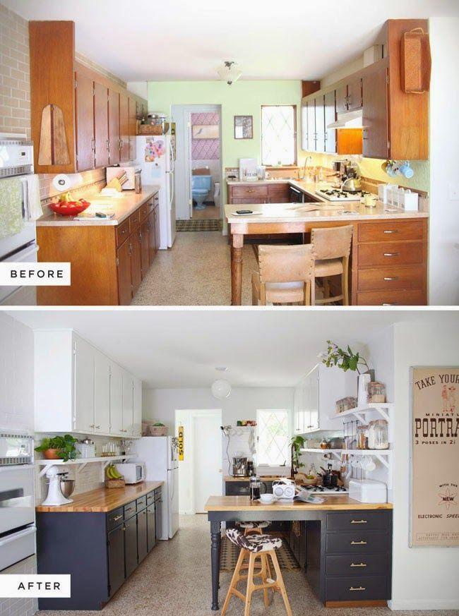 Reformar la cocina los mejores 10 consejos tiles - Reformar una cocina ...
