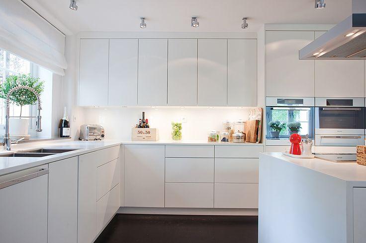 reforma de cocina blanca