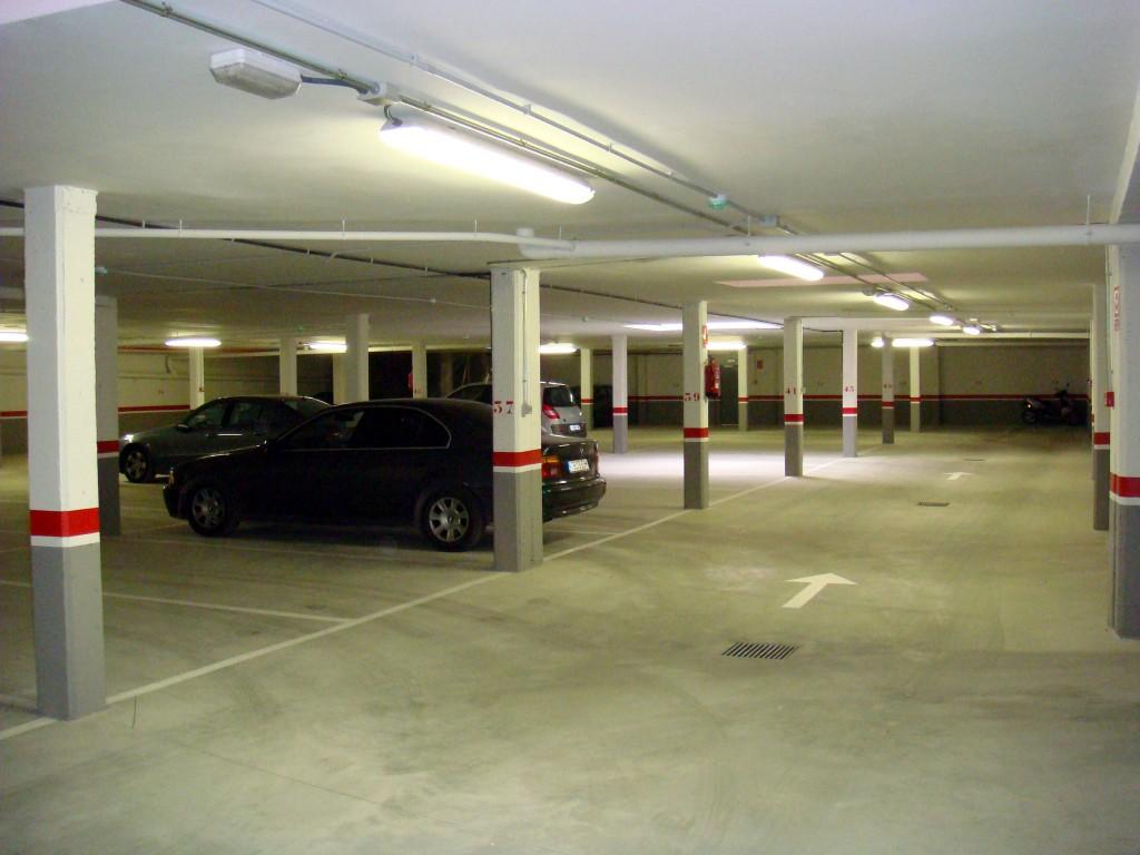 arreglos y mantenimiento de parking