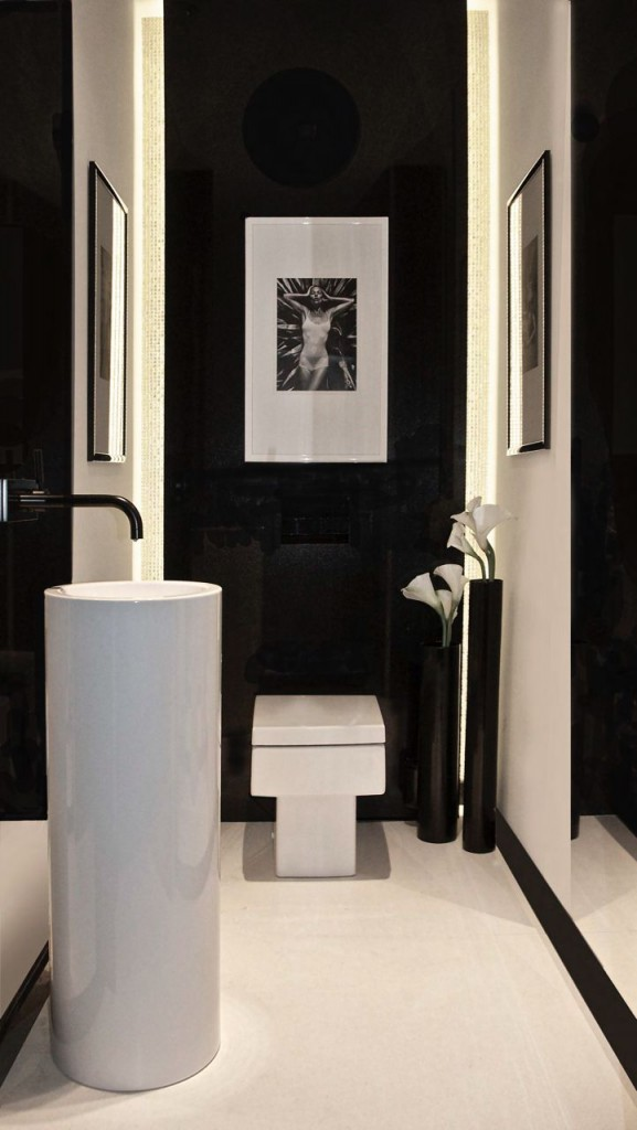 reforma lavabo aseo