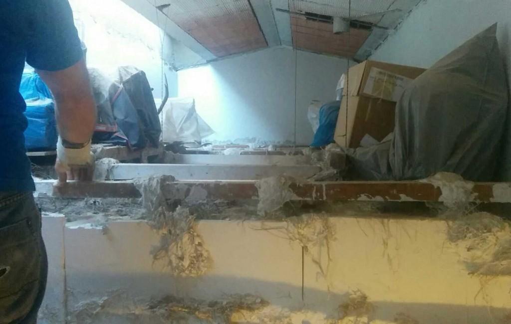 reforma integral de buhardilla y techo