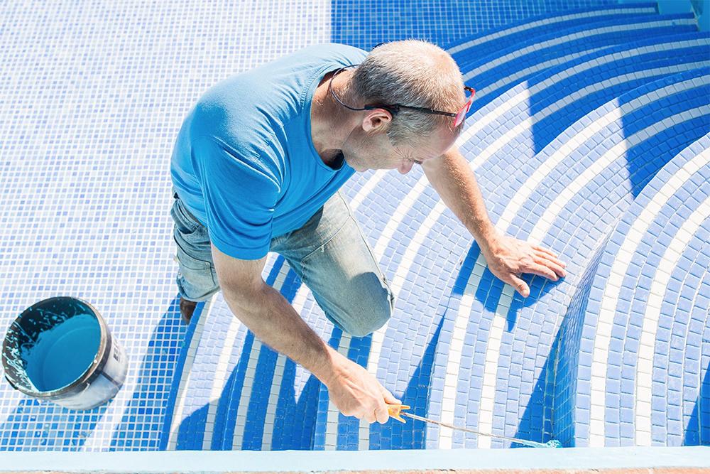 Limpieza y arreglos de piscina